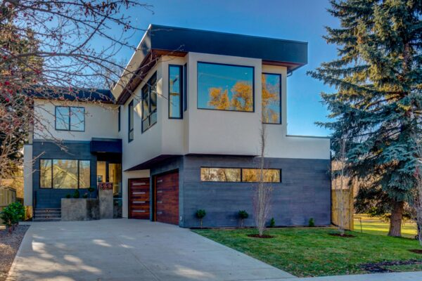 Ellergodt Design Elbow Park Exterior